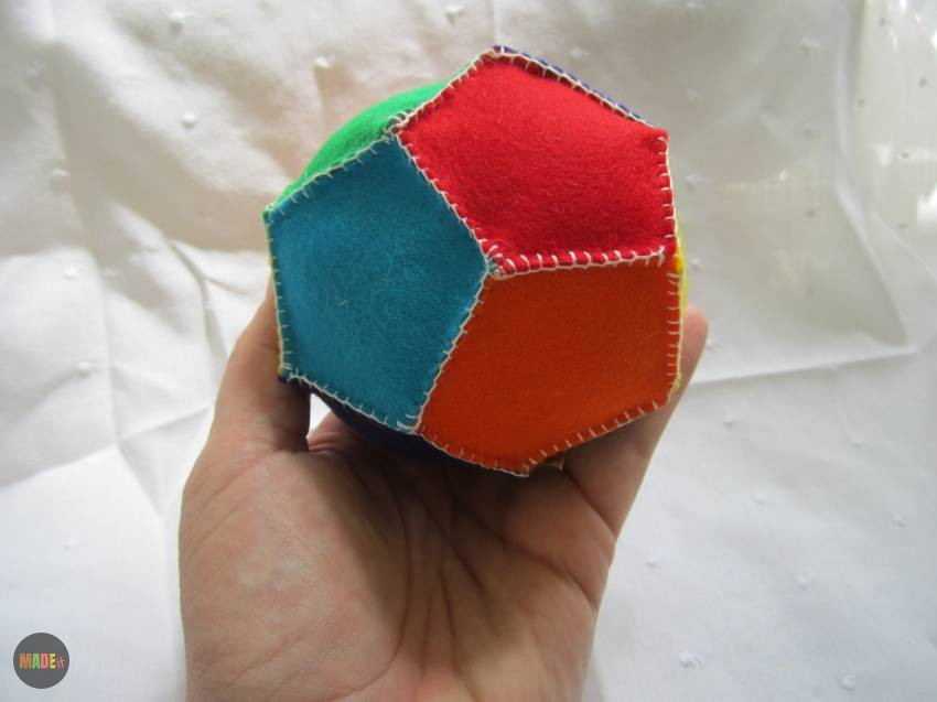 תמונת מדריך כדור מחומשים