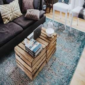 מדריך לשולחן עץ