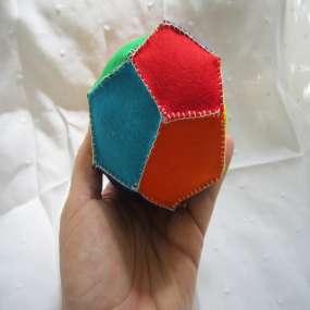 מדריך לכדור מחומשים